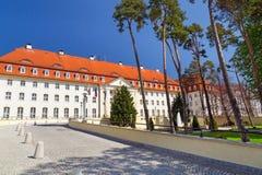 Sofitel Grand Hotel in Sopot, Poland Stock Images