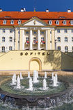Sofitel Grand Hotel in Sopot, Poland Stock Photos