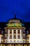 Sofitel Grand Sopot Stock Photo