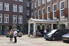 Sofitel hotell royaltyfria foton