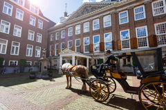 Sofitel Legend The Grand hotel in Amsterdam Stock Photos