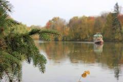 Sofiyivsky公园 免版税库存图片