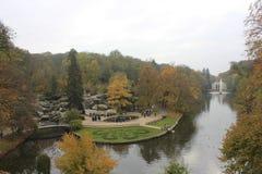 Sofiyivsky-Park 2 Stockbild