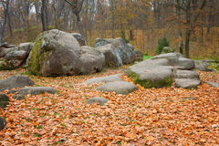 Sofiyivsky Park in Uman Royalty Free Stock Photography