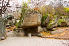 Sofiyivsky Park in Uman Stock Photo