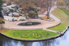 Sofiyivsky Park in Uman Royalty Free Stock Photos