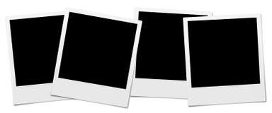 Sofortige Kamera-Rahmen Stockfoto