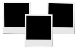 Sofortige Kamera-Rahmen Stockbilder
