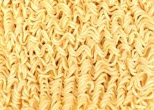 Sofortige Nudeln der asiatischen Ramen lokalisiert auf weißem Hintergrund lizenzfreie stockfotografie