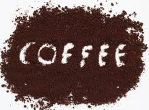 Sofortiger Kaffee Stockbild