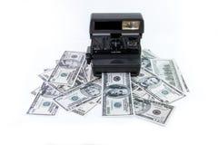 Sofortiges Bargeld Stockfotos