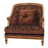 Soft armchair Royalty Free Stock Images
