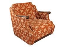 Soft armchair Stock Images