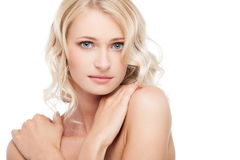 Soft beauty Stock Images