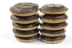 Soft biscuit Royalty Free Stock Image