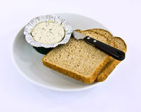 spreadable blue cheese Stock Image