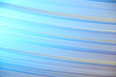 Soft blue fabric texture wave abstract background Stock Photo
