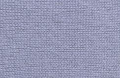 Soft blue wool knitwork. Blue wool knitwork full frame for warming backdrop or background Stock Photos
