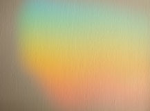 Soft Blurred Rainbow Effect Background Texture Royalty Free Stock Image