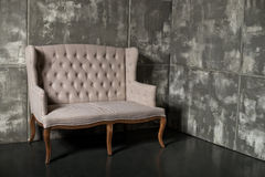 Soft chair Royalty Free Stock Photos
