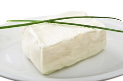 Soft cheese royalty free stock images