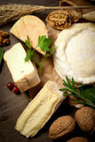 Soft cheese Stock Images