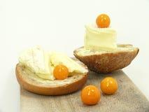 Soft cheese Stock Photos