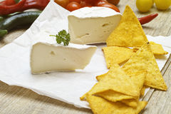 Soft cheese Royalty Free Stock Photography