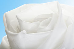 Soft chiffon Royalty Free Stock Image