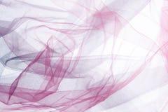 Soft chiffon fabric texture background Royalty Free Stock Photography
