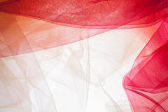 Soft chiffon fabric texture background Royalty Free Stock Images