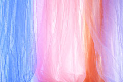 Soft chiffon texture Royalty Free Stock Photo