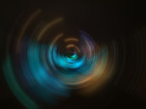 Soft circular abstract background Royalty Free Stock Photo