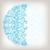 Soft classic floral background Royalty Free Stock Images