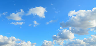 Soft clouds Royalty Free Stock Image