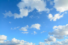 Soft clouds Royalty Free Stock Images