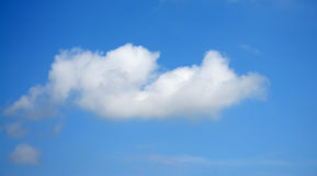 Soft clouds Royalty Free Stock Photos