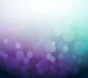 Soft colored purple and aqua abstract background Royalty Free Stock Image