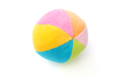 Soft Colorful Ball Stock Photography
