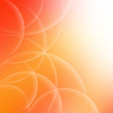 Soft colorful Curved Abstract Background Stock Photo