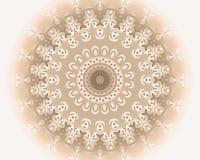 Soft colors mandala Stock Images