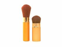 Soft Cosmetic Brush Royalty Free Stock Photos