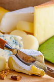 Soft cream cheese Stock Photography