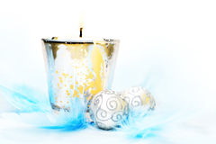 Soft and delicate Christmas. Royalty Free Stock Photo