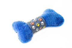 Soft dog toy Stock Images