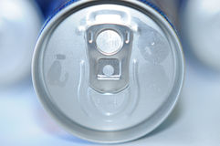 Soft drink can Stock Photography