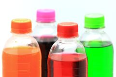 Soft drink Royalty Free Stock Photos