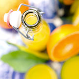 Soft drink, lemon fruits Royalty Free Stock Photography