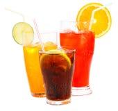 Soft Drinks stock photo