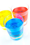 Soft Drinks Royalty Free Stock Photography